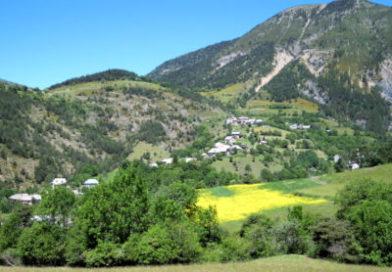Un village de montagne